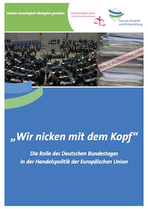 Handelsstudie_Deckblatt