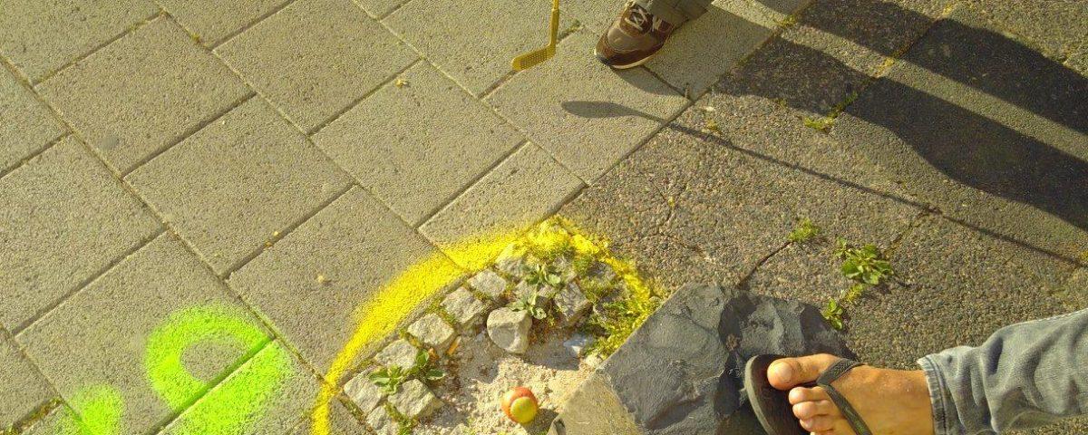 Schlagloch-Minigolf Offenbach